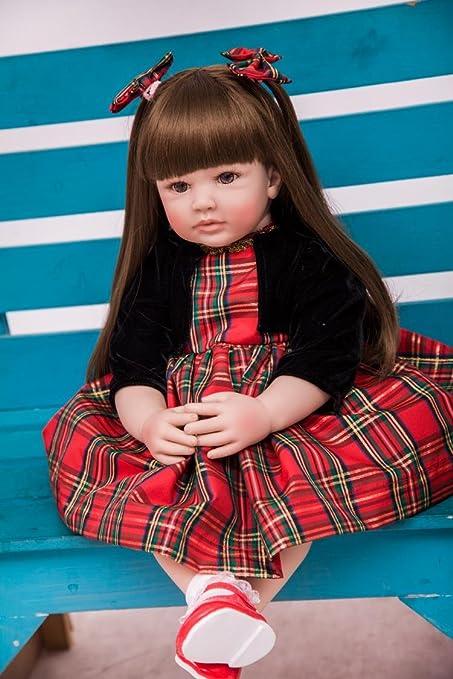 Amazon.es: Pursue Baby 24 Pulgadas Cuerpo Suave Realista ...
