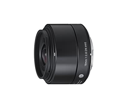 Sigma 19mm f/2.8 EX DN Art Lens for Sony E-Mount Cameras Camera Lenses at amazon