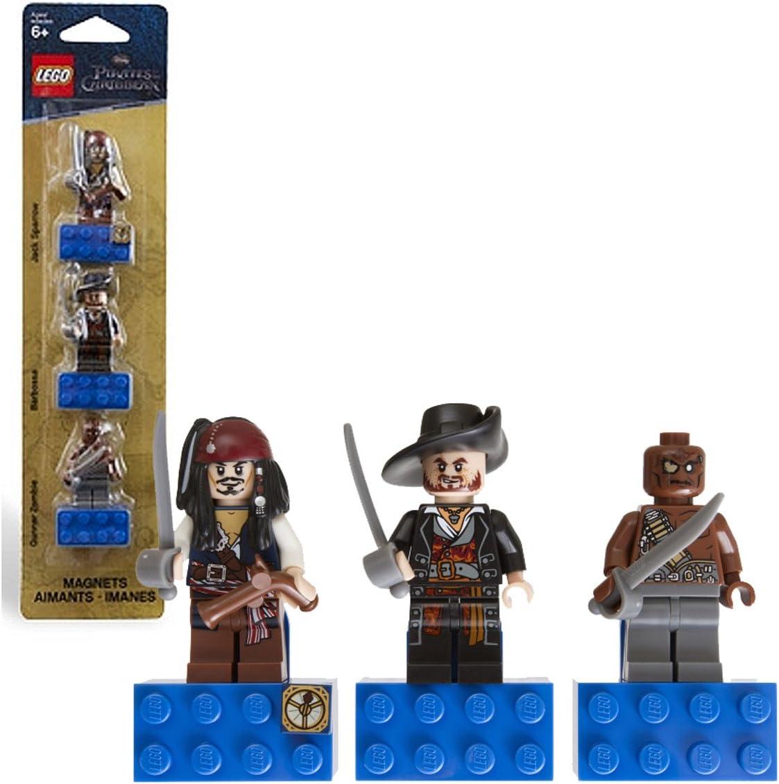 LEGO Pirates Of The Caribbean Mini Figure Gunner Zombie