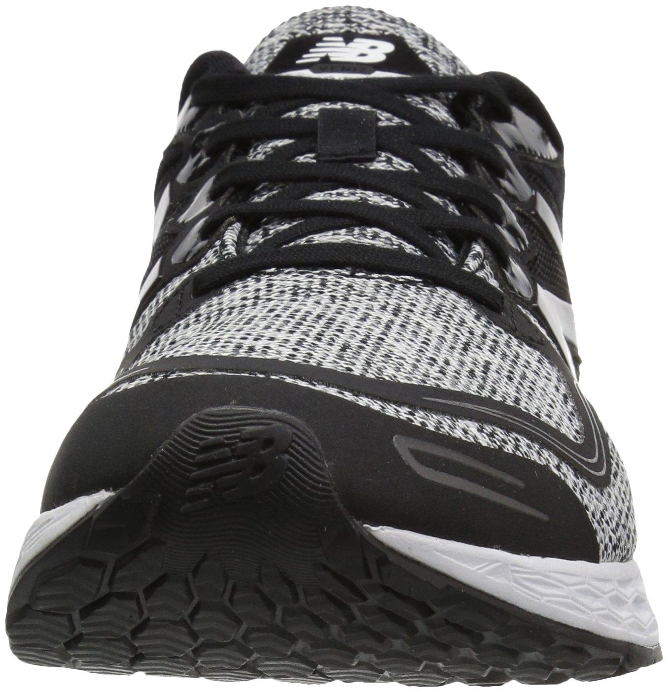 New Balance Women's Fresh Foam Veniz v1 Running US|Black/White Shoe B06XRXRDGZ 12 D US|Black/White Running f087c6