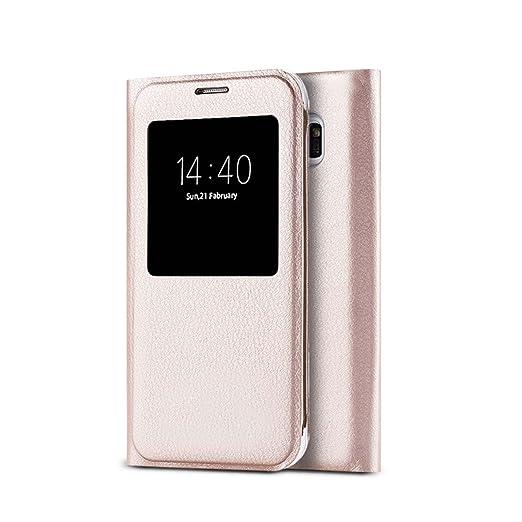 2 opinioni per Cover Samsung S7 Edge, Lincivius®, Custodia Galaxy S7 Edge Portafoglio Flip Case