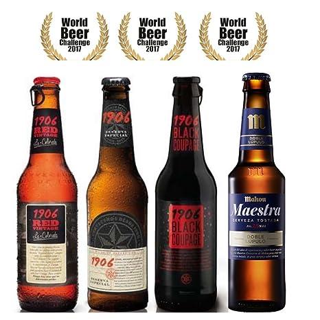 Jerez a la carta · VINOS: LA CATA · Cerveza Estrella Galicia 1906 Red  Vintage: La Colorada