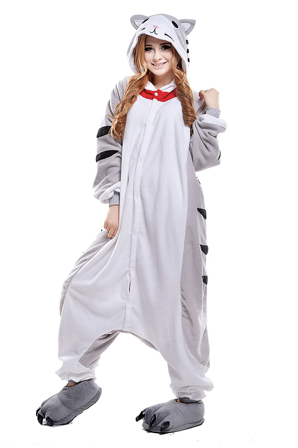 Louis Anmie Onesie Pajamas Cosplay Costume Halloween Costumes