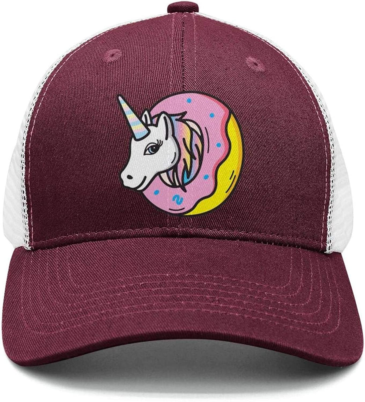 Pig Love The Donut Hip Hop Cap Men//Women Fashion Snapback Caps