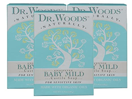 Review Dr. Woods Unscented Baby