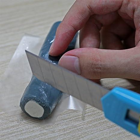 Barra epóxica, XUDOAI epoxi adhesivo del plástico para el relleno de grieta, la reparación, el sellado, la reparación rápida y permanente de metal, vidrio, ...
