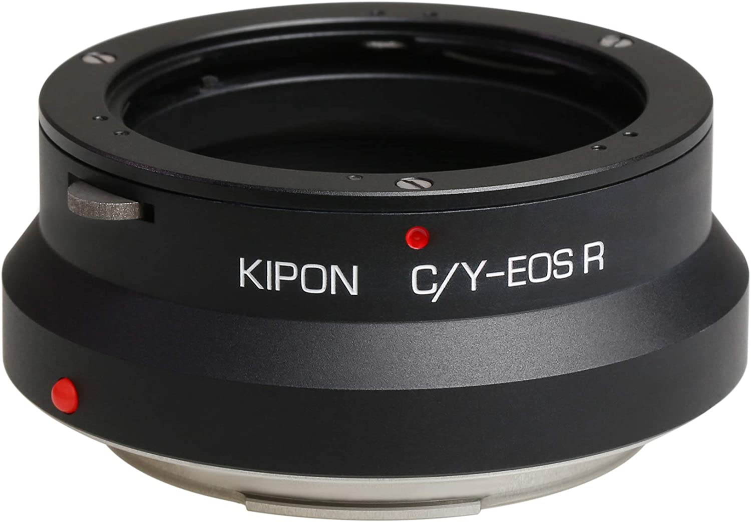Kipon Adapter for Contax//Yashica Mount Lens to Canon EOS R RF Full Frame Mirrorless Camera