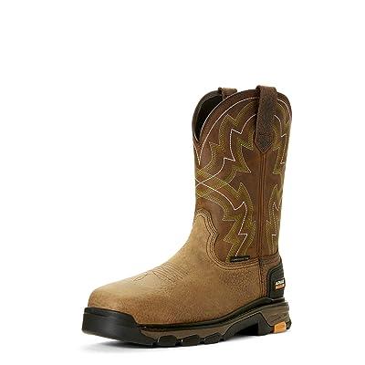 ARIAT Men's Intrepid Force Composite Toe Work Boot | Industrial & Construction Boots