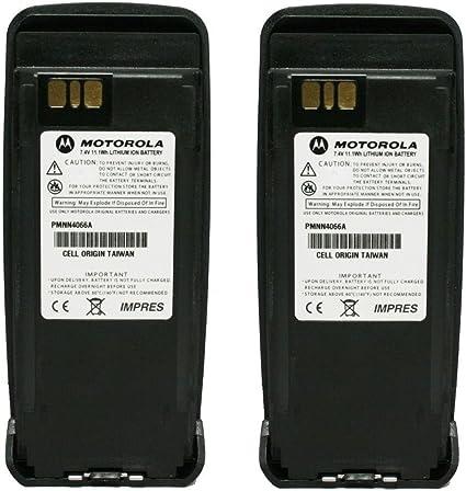 Karier PMNN4077C 2600mAh 7.4V Li-ion Battery for Motorola XIR P8268 XIR8200 XIR8260 XPR6100 XPR6300 XPR6350 XPR6500 XPR6550 XPR6580 DP3400 DP3601 DGP4150 DGP6150