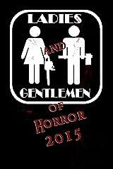 Ladies and Gentlemen of Horror 2015 Kindle Edition
