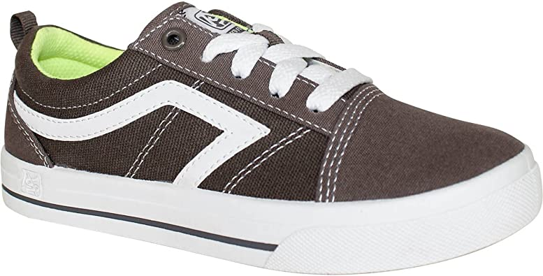 Blue Lime Airspeed Boys Athletic Sneakers