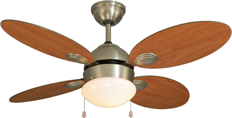 Inspire Ventilador de Techo con luz Maurice: Amazon.es: Hogar