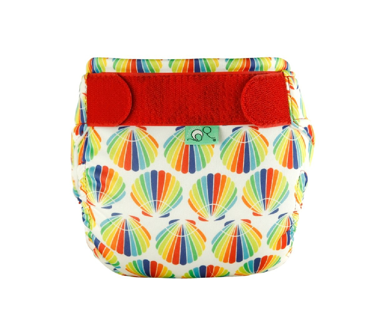 TotsBots Swims - Urchin Design Reusable Washable Swimming Nappy in size 1, 10-20 lbs Tots Bots Limited 5060510761681