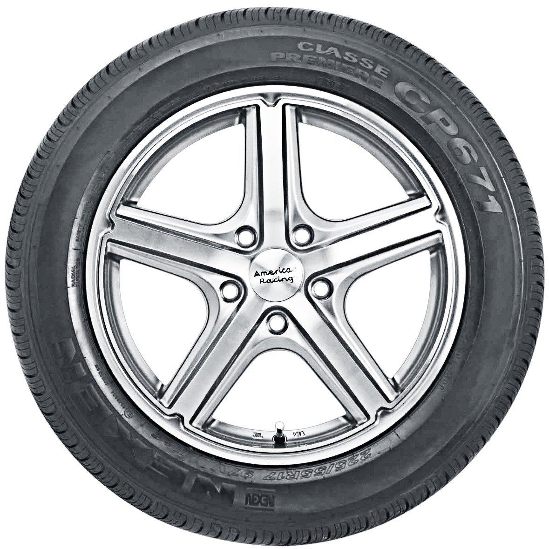 Nexen CP671 Touring Radial Tire - 215/55R17 94V