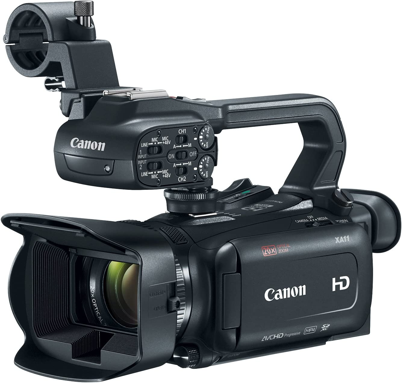 Best Camera For Filmmaking On a Budget Under $1500 - Canon Pro XA11