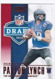 2016 Score NFL Football NFL Draft Red Parallel