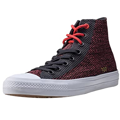 Converse Homme ÉTG II HI Formateurs, Rouge, 40