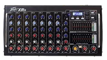 Amazon.com: XR-S Peavey Powered Mixer: Musical Instruts