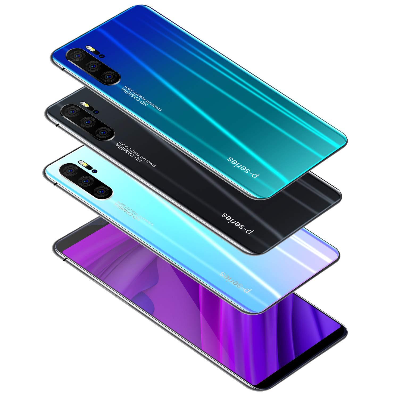 Smartphone a Schermo Intero da 6,1 Android 9.1 6 GB MeterMall P31 PRO 128 GB con Impronta Digitale
