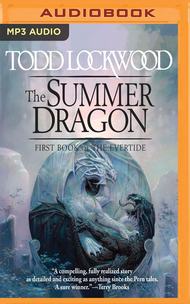 The Summer Dragon: First Book of The Evertide PDF