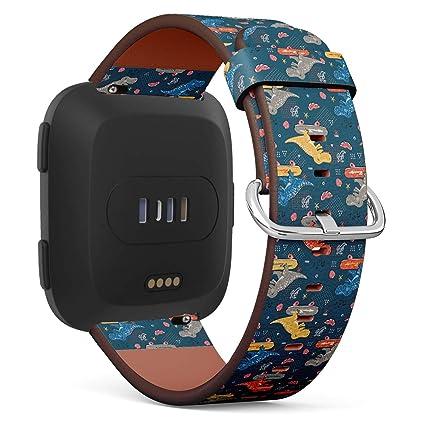 Amazon.com: Compatible with Fitbit Versa/Versa 2 / Versa ...