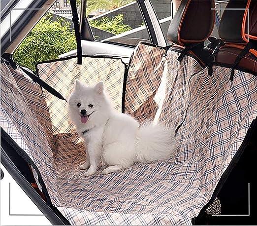 Cojín de base para automóvil mascota Cubierta de asiento de ...