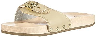 e10873db9cb52c Scholl PESCURA Flat Sand, Sabots Adulte Mixte: Amazon.fr: Chaussures ...