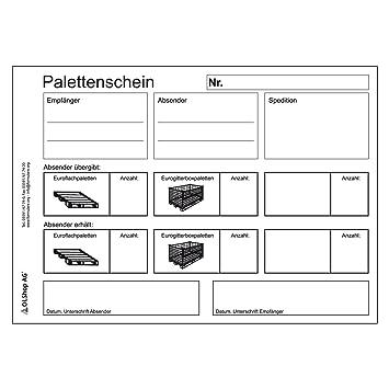 10 Pack palé billetes tipo certificar ittel DIN A5 horizontal (210 x 148 mm)