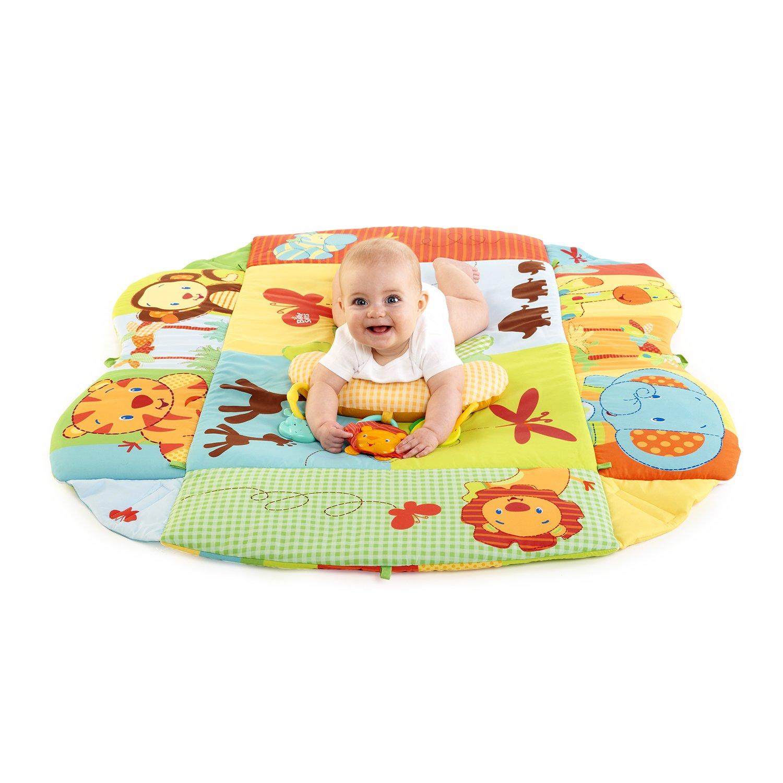 Amazon Bright Starts Babys Play Place Playmat Swingin