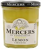 Mercers Lemon Cheese 330 g (Pack of 3)