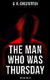 The Man Who Was Thursday (Political Thriller)