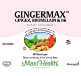 Maxi Health Gingermax - Ginger - Bromelain