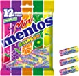 Mentos Mini Rainbow Bag, 12 Rolls, 120 g Total