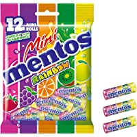 Mentos Mini Rainbow Bag 12x120g, 12 Count