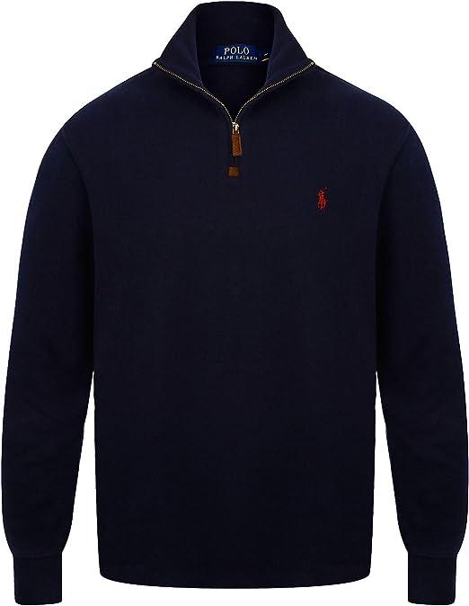 Ralph Lauren Herren Half Zip Pullover Xs Amazon De Bekleidung