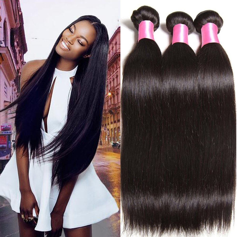 Amazon Beauty Forever Hair Brazilian Natural Wave Virgin Hair