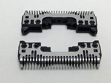 2X Razor Blades para Panasonic ES7110 ES7111 ES7112 ES7115 ...