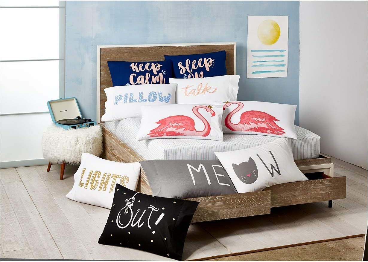 WHIM Lights Out Paired Pillowcases Discontinued