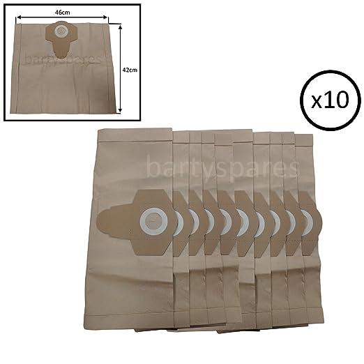 bartyspares® 10 fuerte bolsas de polvo para Titan Screwfix ...
