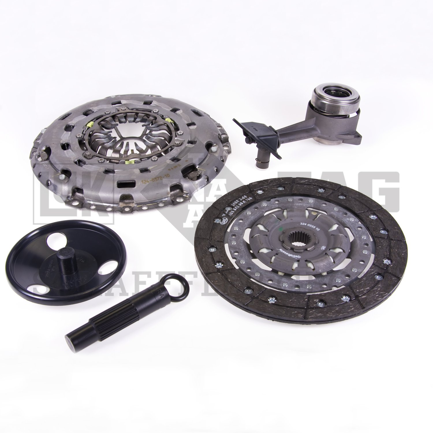 LuK 07196 Kit de embrague, para Ford: Focus 03 - 11: Amazon.es: Coche y moto
