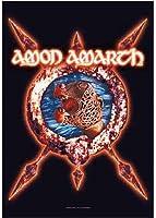 Posterfahne - Amon Amarth   828