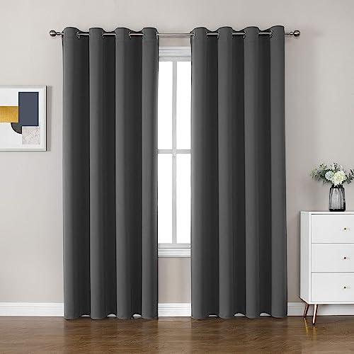 CUCRAF Blackout Curtains