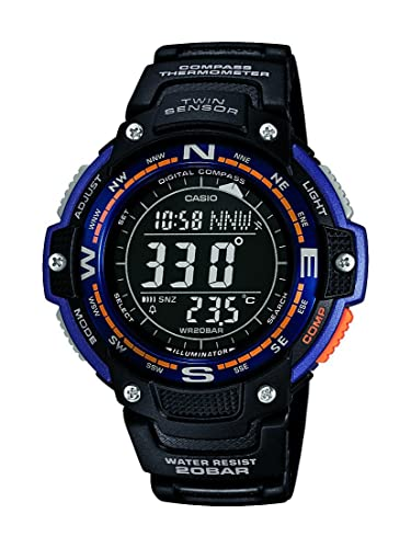 Casio Collection Men s Watch SGW-100-2BER  Amazon.co.uk  Watches 62087cf3500