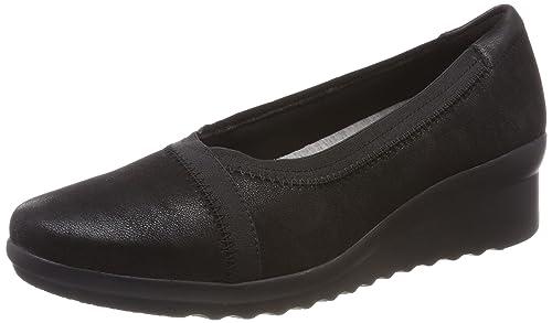 632675d4 Clarks Caddell Dash, Zapatos de Tacón para Mujer: Clarks: Amazon.es:  Zapatos y complementos
