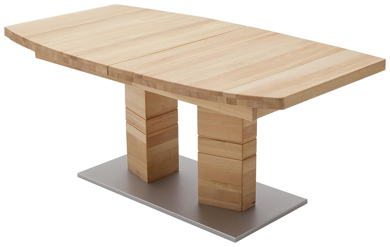 Wunderbar Esszimmertisch Zum Ausziehen Sammlung Von Robas Lund, Tisch, Esszimmertisch, Cuneo B, Kernbuche/massivholz,