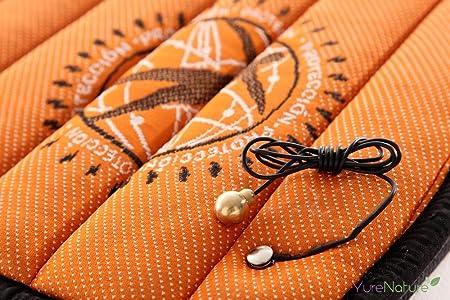 DXIII DELUXE13 Topper para Colchón viscolástico | Cubre Colchon viscolástico | Base Magnética Terapeutica para Colchón | Topper Magnético para colchón (67 ...