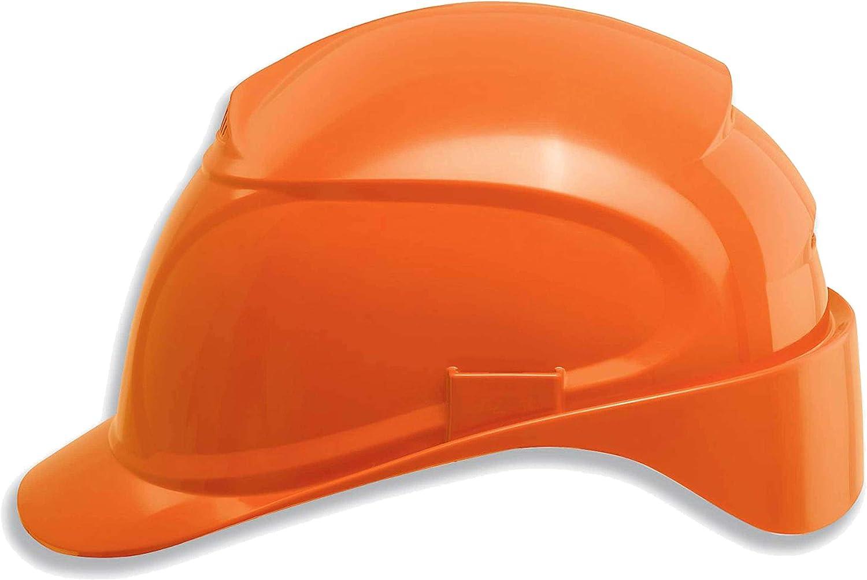 Uvex airwing B Arbeitsschutzhelm Schutzhelm Bauhelm Helmtasche inkl blau 51-61 cm Kopfumfang