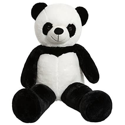 Amazon Com Ibonny Giant Panda Teddy Bear Stuffed Animal Classic
