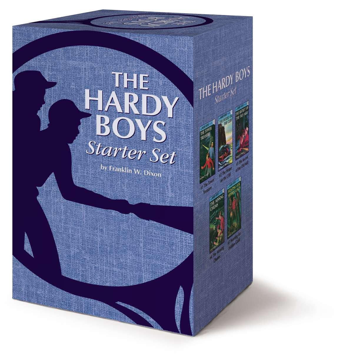 hardy boys book 5 pdf