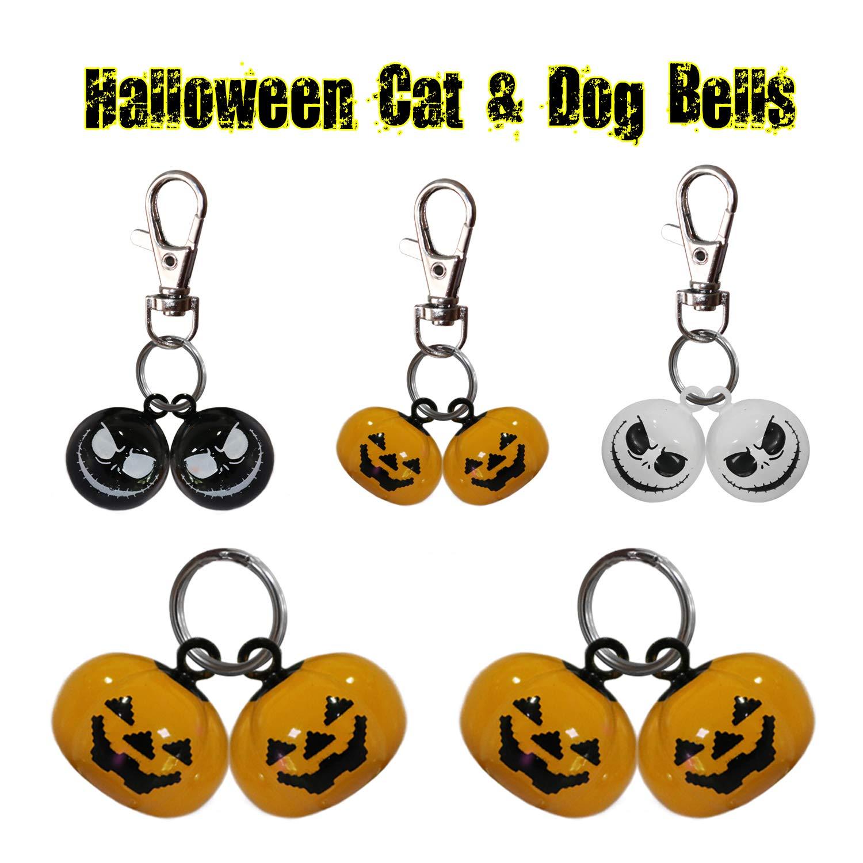 Amazon.com: RYPET campanas para collar de gato (24 unidades ...